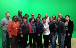 Broadcast shortcourse instructors from NABJ