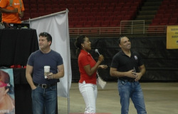 mike-talitha-and-bob-at-amway-arena-for-back-to-school-bash